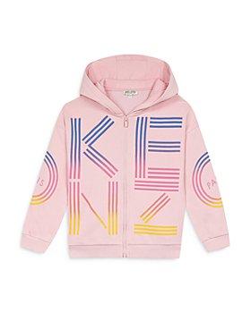 Kenzo - Kenzo Girls' Logo Hoodie - Little Kid, Big Kid