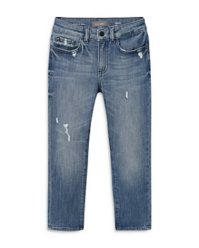 DL1961 - Boys' Brady Slim Straight Distressed Jeans - Big Kid