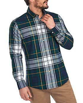 Barbour - Highland Check Button Down Shirt