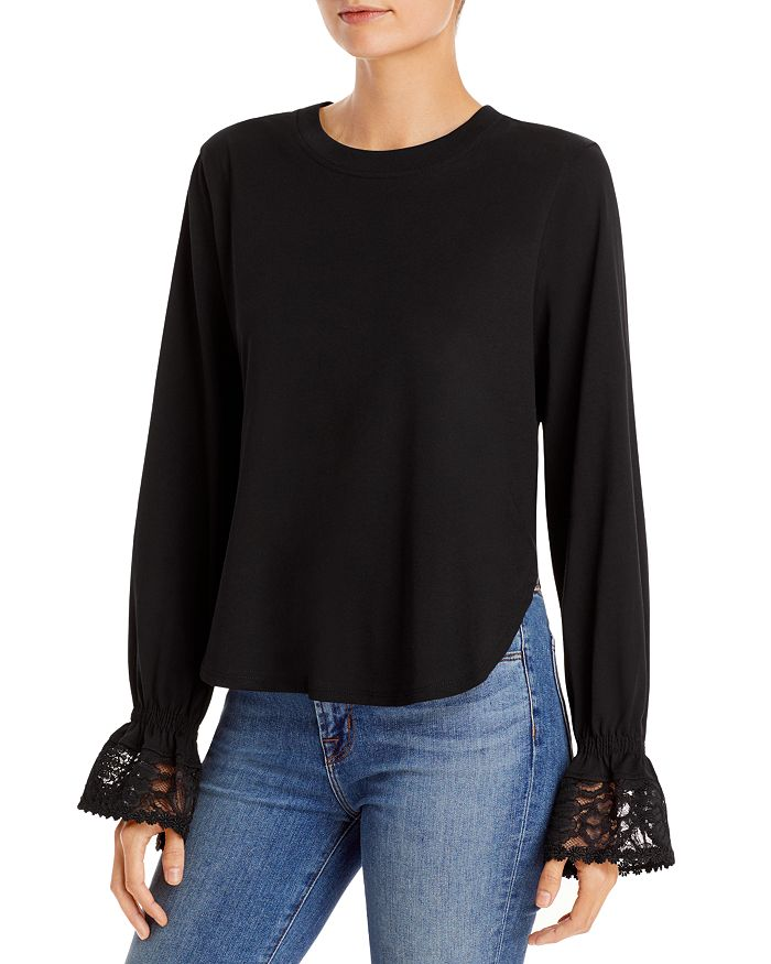 See by Chloé - Embellished Long Sleeve Top