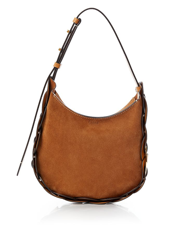 Chloé - Darryl Small Leather Hobo Bag
