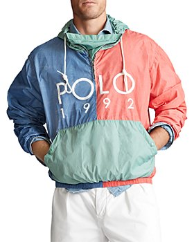 Polo Ralph Lauren - Polo 1992 Color Block Hooded Windbreaker