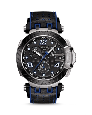 Tissot T-Race MotoGP Thomas Luthi Chronograph, 43mm-Jewelry & Accessories