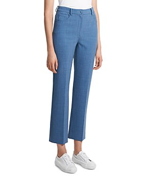 Theory - Straight Leg Jeans in Chambray