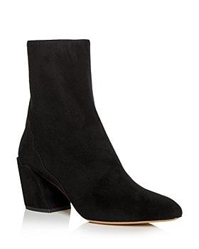 Chloé - Women's Laurena Block Heel Booties