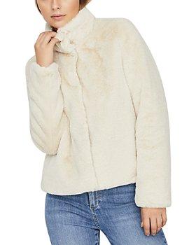 Vero Moda - Thea Faux Fur Jacket