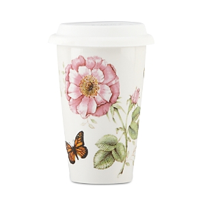 Lenox Butterfly Meadow Thermal Travel Mug