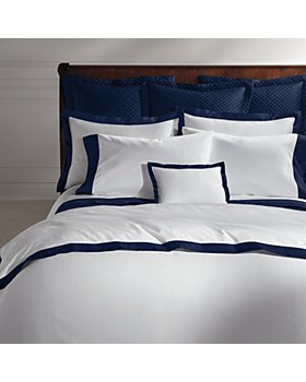 Ralph Lauren - Organic Sateen Border Bedding Collection