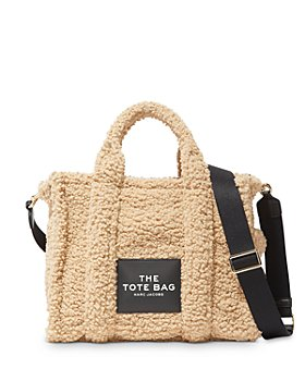 MARC JACOBS - Traveler Small Sherpa Tote