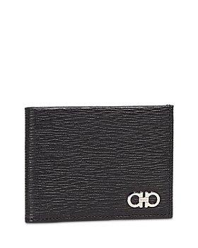 Salvatore Ferragamo - Revival Gancini Leather Wallet
