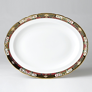 Royal Crown Derby Chelsea Garden Platter, Medium