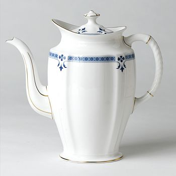 "Royal Crown Derby - ""Grenville"" Coffee Pot"