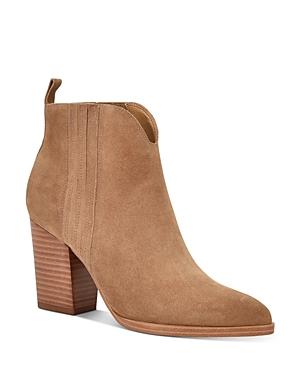 Women's Annabel Pointed Toe High Heel Booties