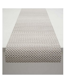 """Chilewich - Quill Table Runner, 14"""" x 72"""""""