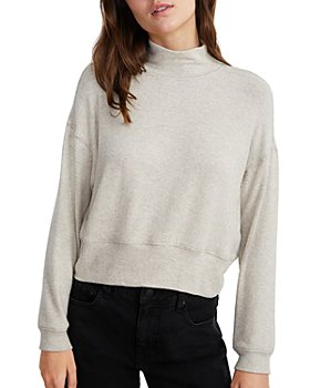 Velvet by Graham & Spencer - Tami Mock Neck Sweatshirt