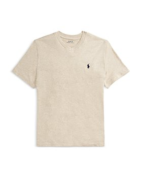 Ralph Lauren - Boys' V Neck Tee - Little Kid, Big Kid