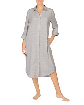 Ralph Lauren - Long Sleeve Sleepshirt