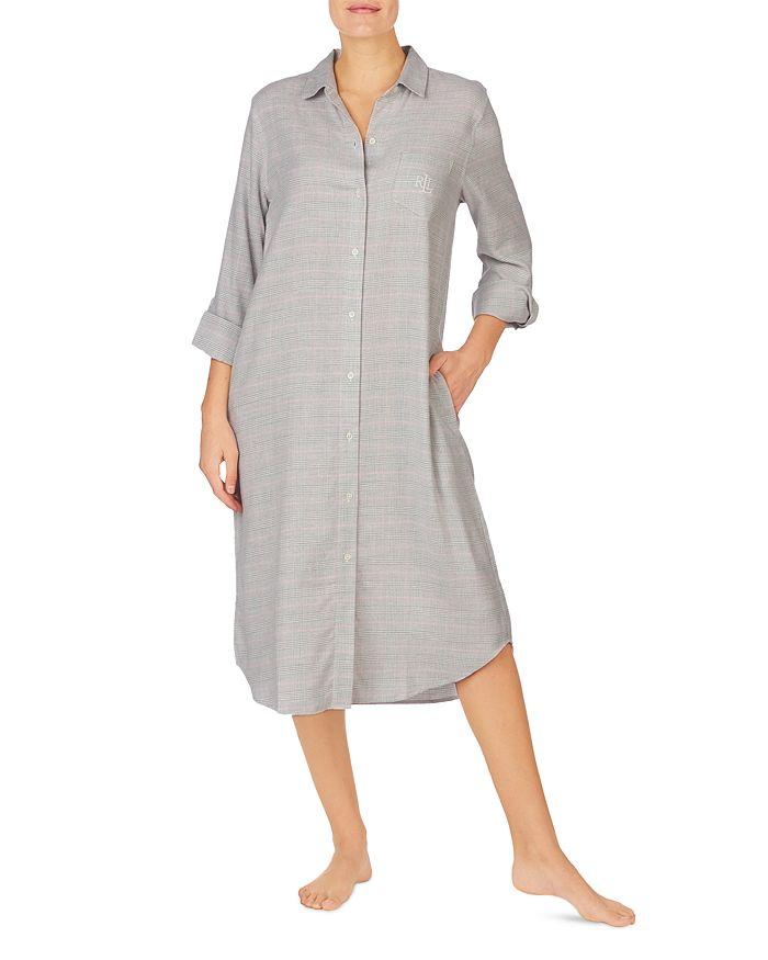 Ralph Lauren - Long Sleeve Sleepshirt