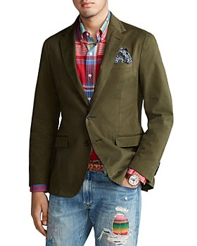 Polo Ralph Lauren - Soft Cotton Stretch Chino Sport Coat