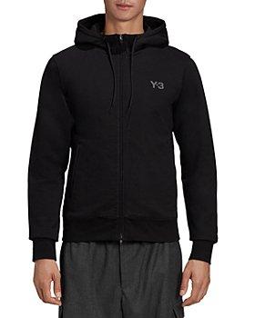 Y-3 - Back Graphic Hoodie