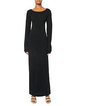 Helmut Lang - Twist Maxi Dress