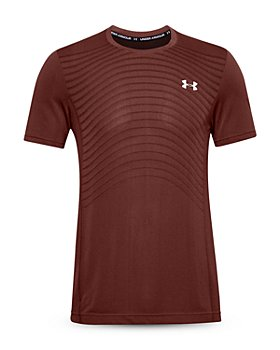 Under Armour - Seamless Wave Mesh Performance Tee