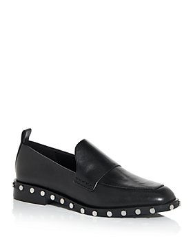3.1 Phillip Lim - Women's Alexa Studded Apron Toe Loafers