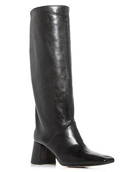 Miista - Women's Finola Square Toe Tall Boots