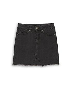 Joe's Jeans - Girls' The Abigail Mid-Rise Denim Mini Skirt - Big Kid