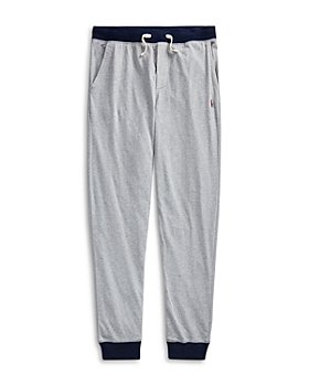 Ralph Lauren - Boys' Contrast Trim Cotton Jogger Pants - Big Kid