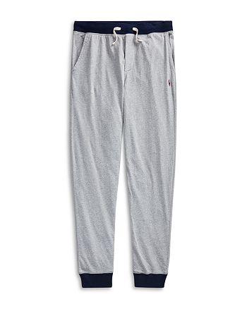 Ralph Lauren - Boys' Contrast Trim Cotton Jogger Pants - Big Kid