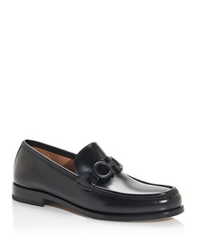 Salvatore Ferragamo - Men's Rolo Moc Toe Loafers