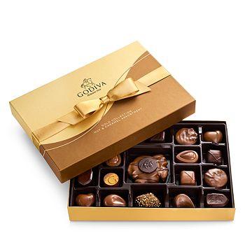 Godiva® - Nut and Caramel Assortment, 19 Pc.
