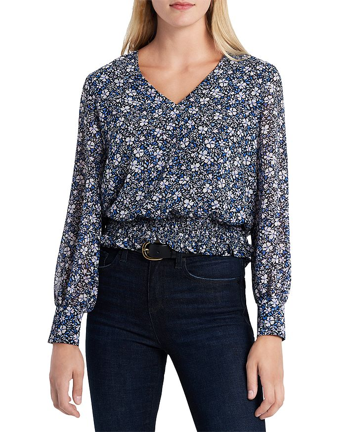 1.state CHATEAU FLORAL TOP