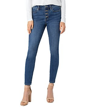 Liverpool Los Angeles - Abby Skinny Ankle Jeans in Barnes