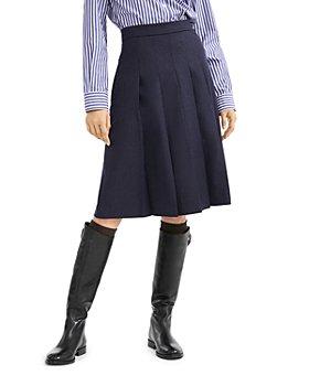 Weekend Max Mara - Manche Pleated Skirt