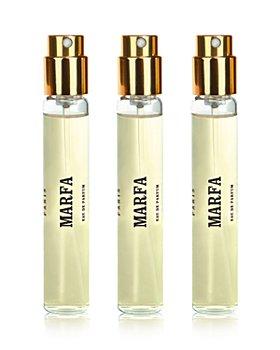 Memo Paris - Marfa Eau de Parfum Travel Spray Refill Set ($195 value)