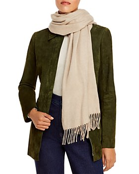 Fraas - Fringe Scarf Wrap - 100% Exclusive