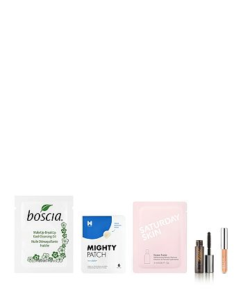 Bloomingdale's - Choose 1 sample for every $25 you spend in Glowhaus!