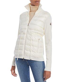 Moncler - Cardigan Puffer Front Coat