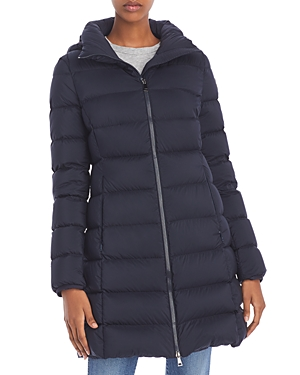 Moncler GIE HOODED DOWN PUFFER COAT