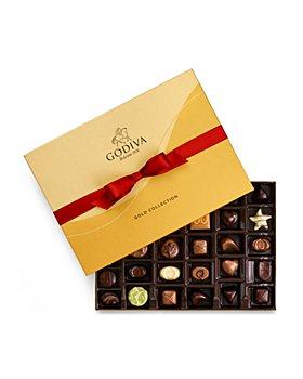 Godiva® - Holiday Ribbon Box, 36 Piece