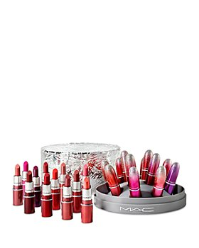 M·A·C - Surefire Hit Mini Lipstick x 12 Set ($158 value)