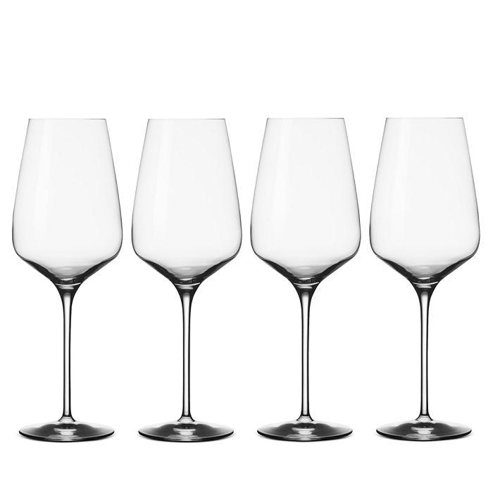 Villeroy & Boch - Voice Basic Red Wine Glasses, Set of 4