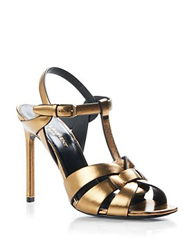 Saint Laurent - Women's Tribute 105 High Heel Sandals