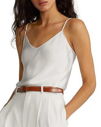 Ralph Lauren - Double-Faced Camisole