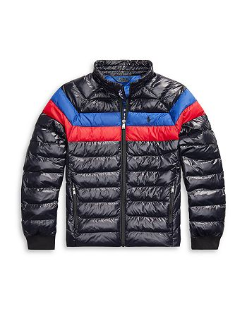 Ralph Lauren - Boys' Packable Quilted Jacket - Big Kid