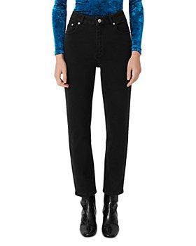 Maje - Parion Straight Leg Jeans