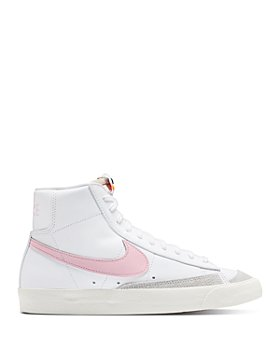 Nike - Men's Blazer Mid '77 Vintage Leather High-Top Sneakers