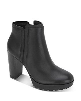 Kenneth Cole - Women's Justin Platform Heel Chelsea Boots